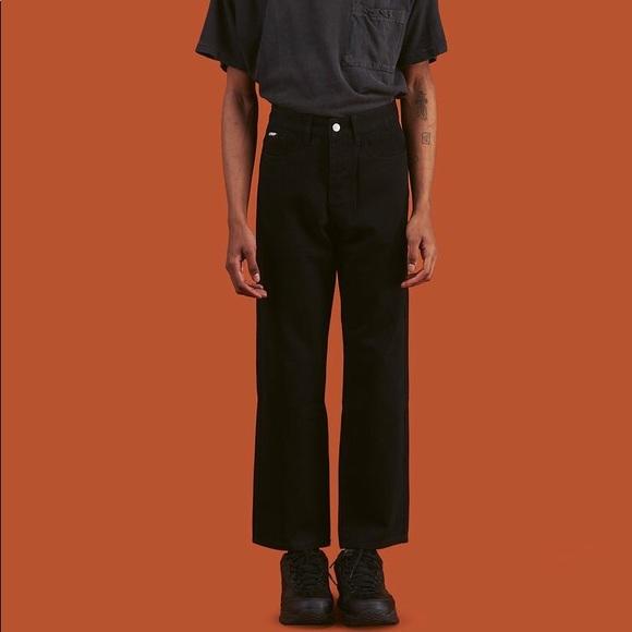 UNIF Other - Men's UNIF Casper Black Jeans Button fly Size 34